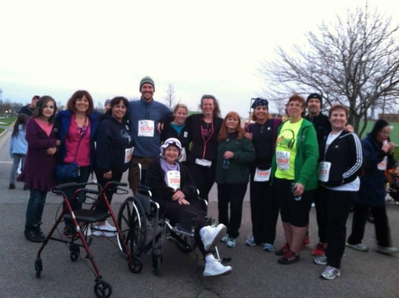 2013 il marathon 5k start pic-2