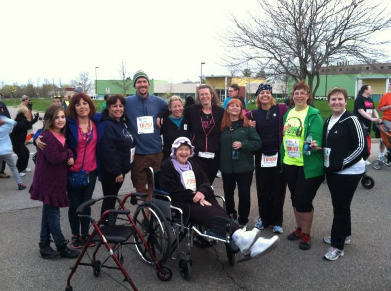 2013 il marathon 5k start pic