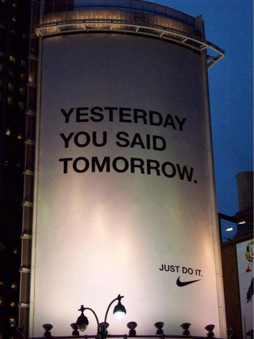 yesterdayyousaidtomorrow