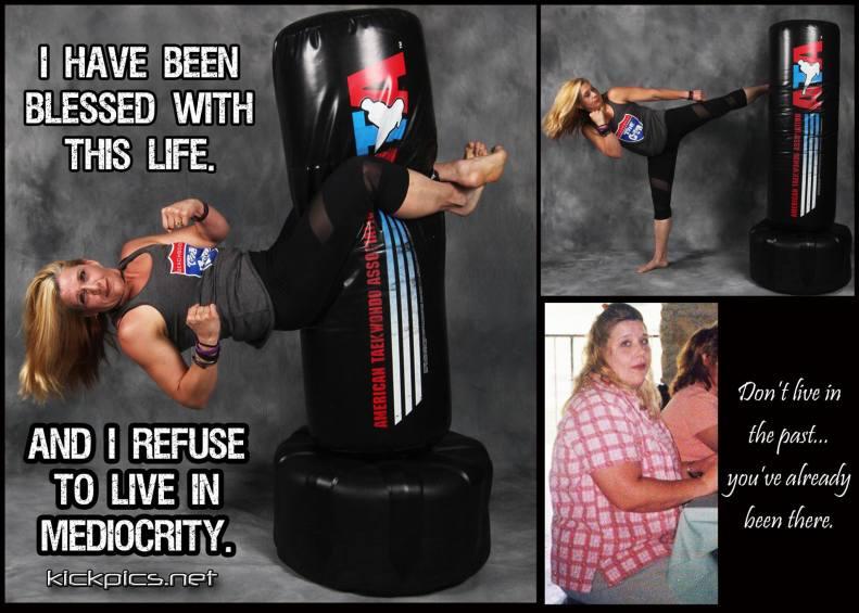 kickpic collage
