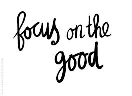 focus on good