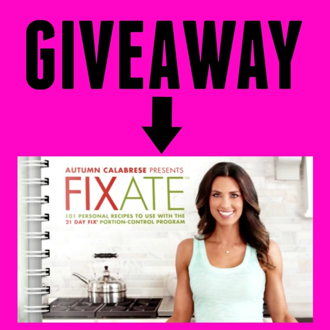 FIxate giveaway